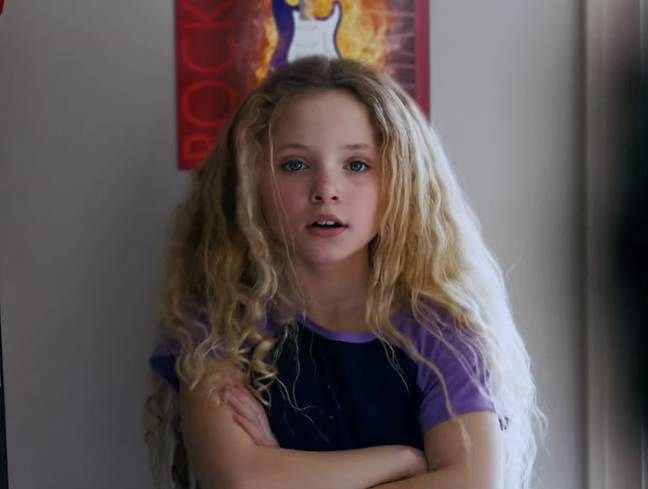 Izzy played by Cameron Seely. (Credit: Koan)