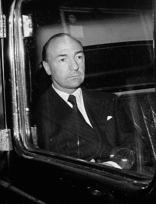 John Profumo was disgraced after his affair with Christine (Credit: PA)