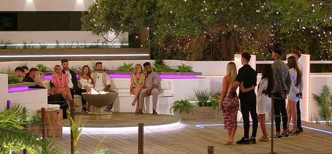 Three couples faced the chop (Credit: ITV)