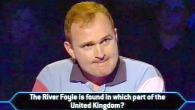 Charles Ingram during his episode in 2001 (Credit: ITV)