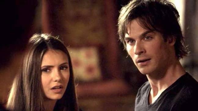 Nina Dobrev also starred in The Vampire Diaries (Credit: The CW)