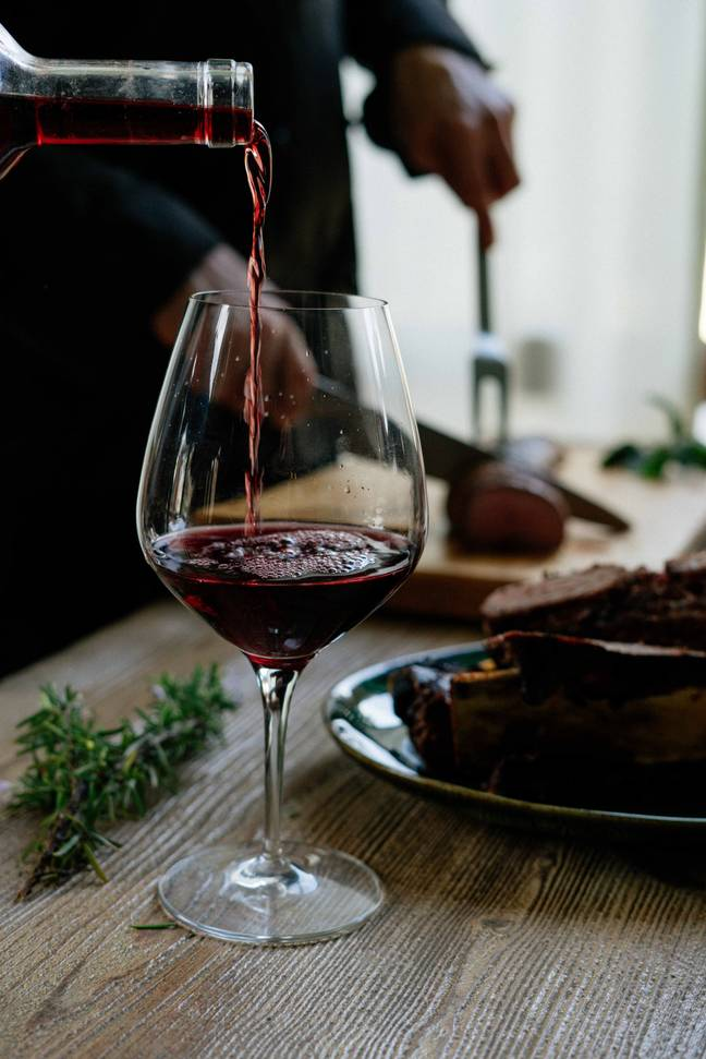 Now, you can be a wine-pouring pro (Credit: Unsplash)