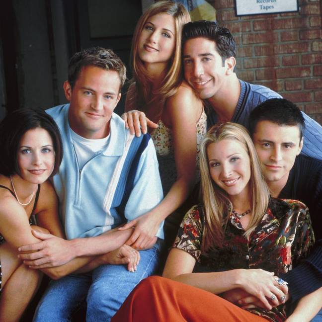 Fans have been waiting for the HBO 'Friends' reunion for months (Credit: Warner Bros)