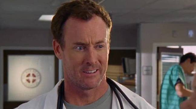 Dr Cox could be the most sarcastic TV character ever (Credit: ABC)