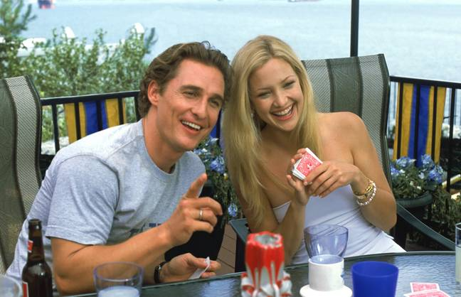 Matthew McConaughey says a sequel is possible (Credit: How To Lose A Guy In 10 Days/ Paramount)