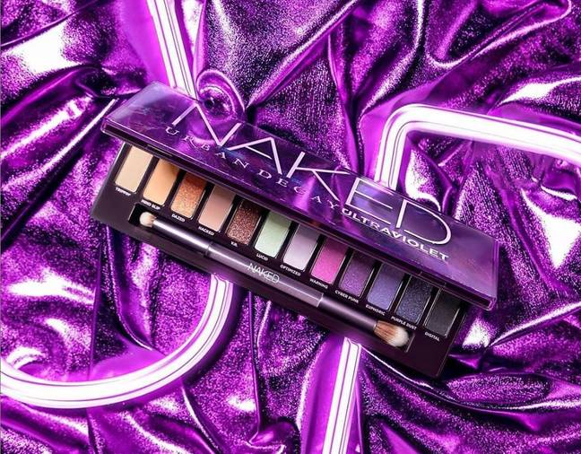 The different hues can be layered up to create stunning daytime and nighttime looks (Credit: Urban Decay)