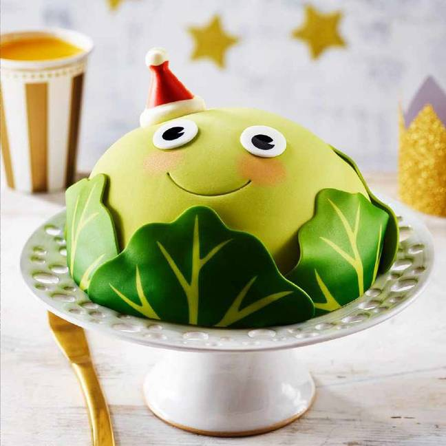 Finally, a sprout the kids won't complain about (Credit: ASDA)