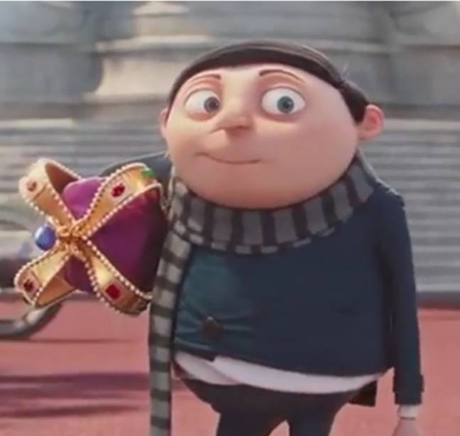 Steve Carrell voices young Gru in Minions and he will return for the sequel (Credit: Universal Pictures)
