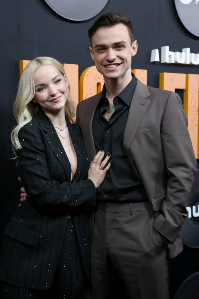 Thomas Doherty has been added to the Gossip Girl cast (Credit: PA)