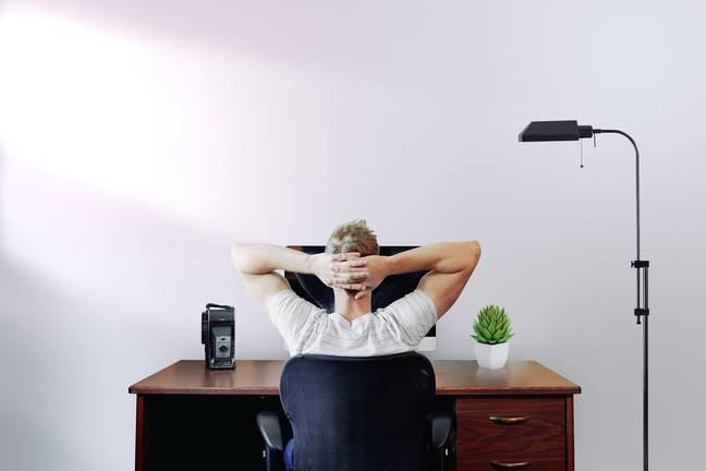 Sitting down for too long is associated with a umber of chronic illnesses