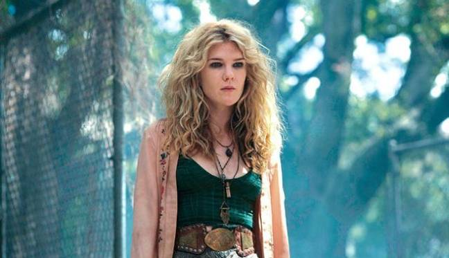 Lily Rabe in American Horror Story (Credit: FX)