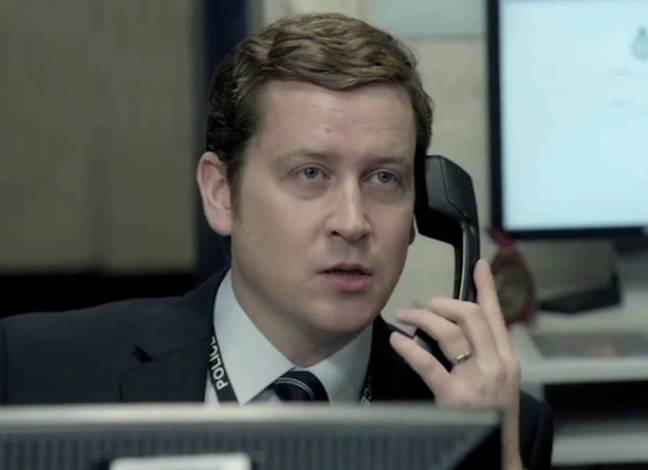 DSI Ian Buckells, played by Nigel Boyle (Credit: BBC)