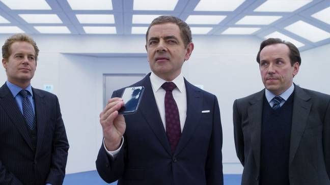 Ben Miller, who starred in 'Johnny English' will play the professor (Credit: Universal Pictures)