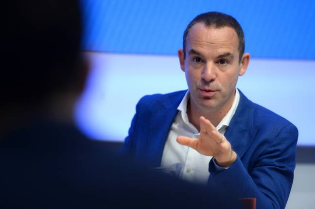 Martin Lewis has warned PayPal users about the £12 charge (Credit: PA)