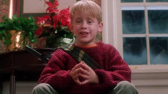 Macaulay Culkin plays savvy eight-year-old Kevin McCallister (Credit: 20th Century Fox)
