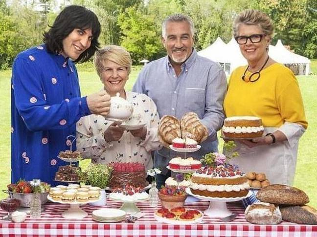 Each box features a Bake Off inspired recipe (Credit: Channel 4)