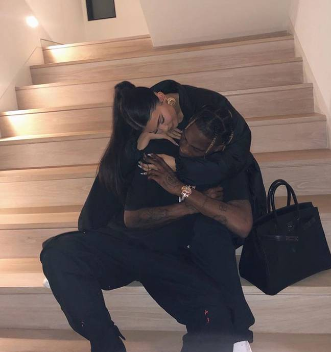 Travis Scott and Kylie Jenner are not back together (Credit: Instagram/Kylie Jenner)