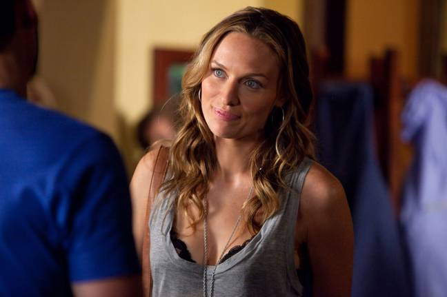 Michaela McManus - who played Jules in the show - will star as Joe's neighbour, Natalie (Credit: Netflix)