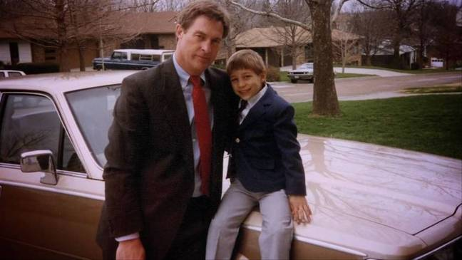 The doc follows Bill Ferguson's fight to the innocence of his son Ryan. (Credit: Netflix)