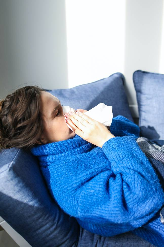 New Covid symptoms may appear more like a mild cold (Credit: Pexels)