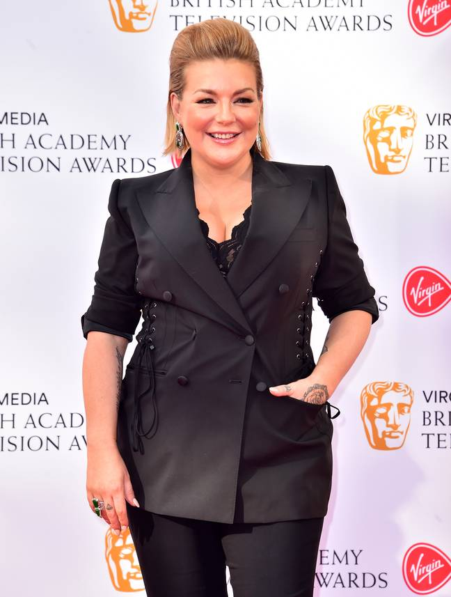 Sheridan Smith is hosting the doggy show (Credit: PA)