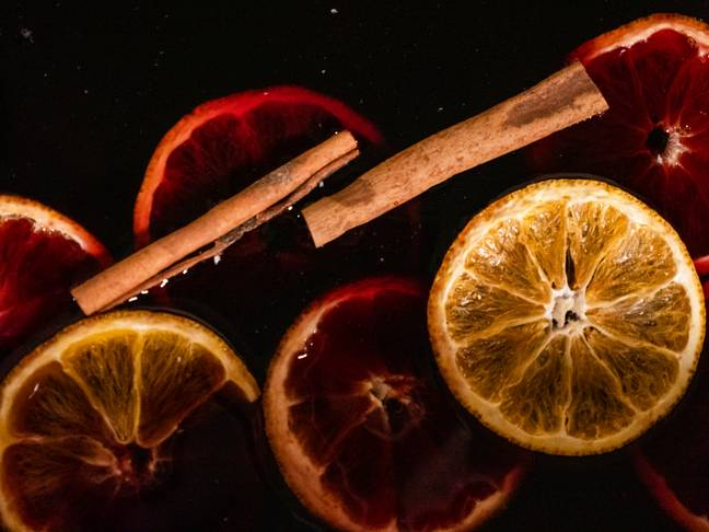 Who knew mulled wine had such great anti-oxidising properties? (Credit: SpaSeekers)