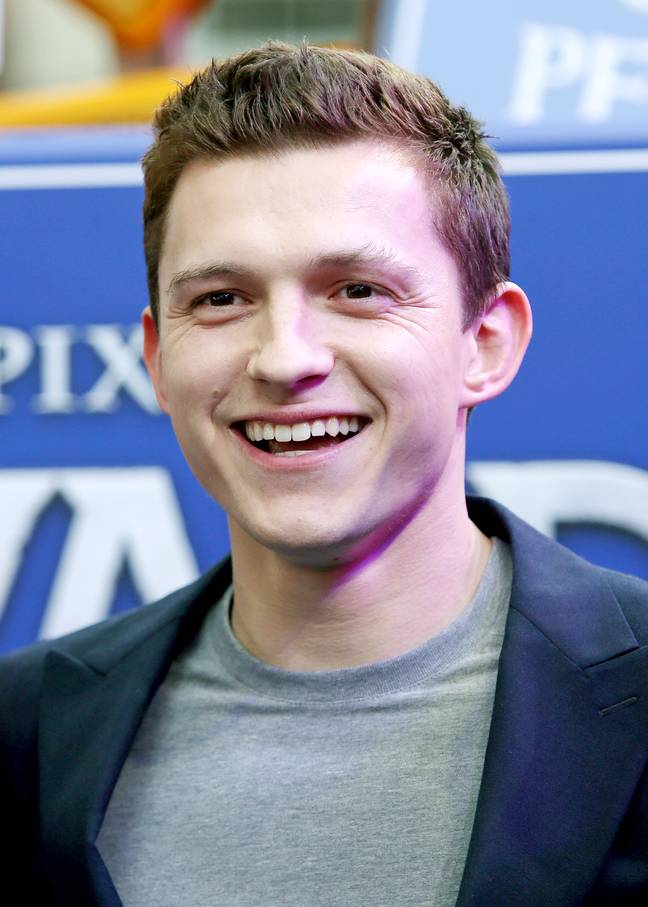 Tom Holland plays the lead role in Chaos Walking (Credit: PA)