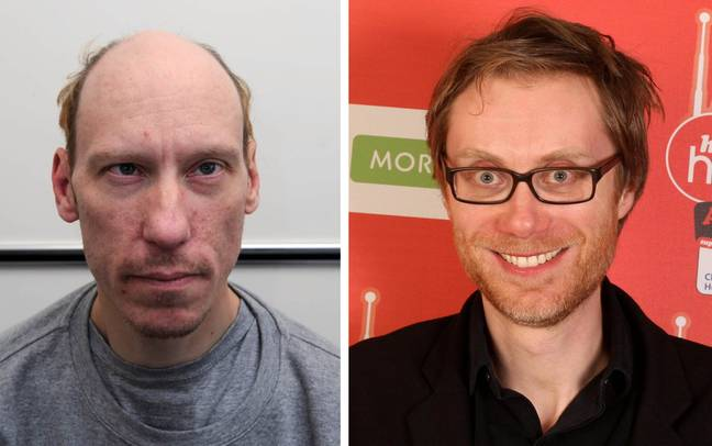 Stephen Merchant will play the killer (Credit: PA)
