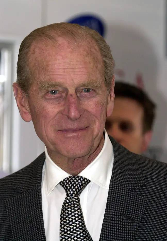 Prince Philip's death was announced on Friday (Credit: PA)