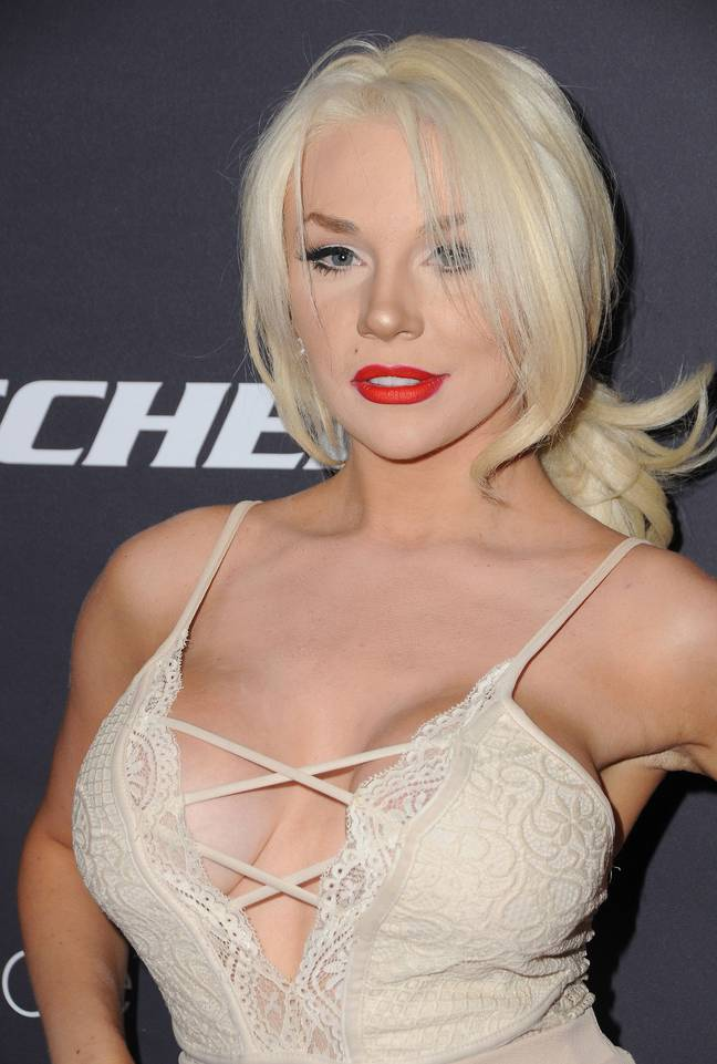 Courtney Stodden called out Chrissy's past behaviour (Credit: PA)