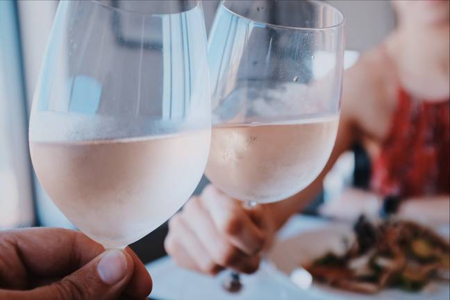 With temperatures hotting up over the weekend, it's definitely rose-drinking weather (Credit: Unsplash)
