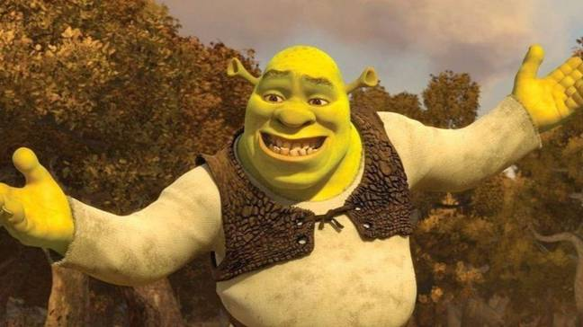 Shrek needs to stay off the battlefield