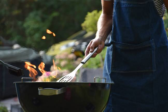 It's not time to pack the barbecue away just yet (Credit: Unsplash)