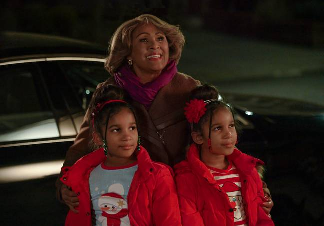 'Holiday Rush' is getting good early reviews (Credit: Netflix)