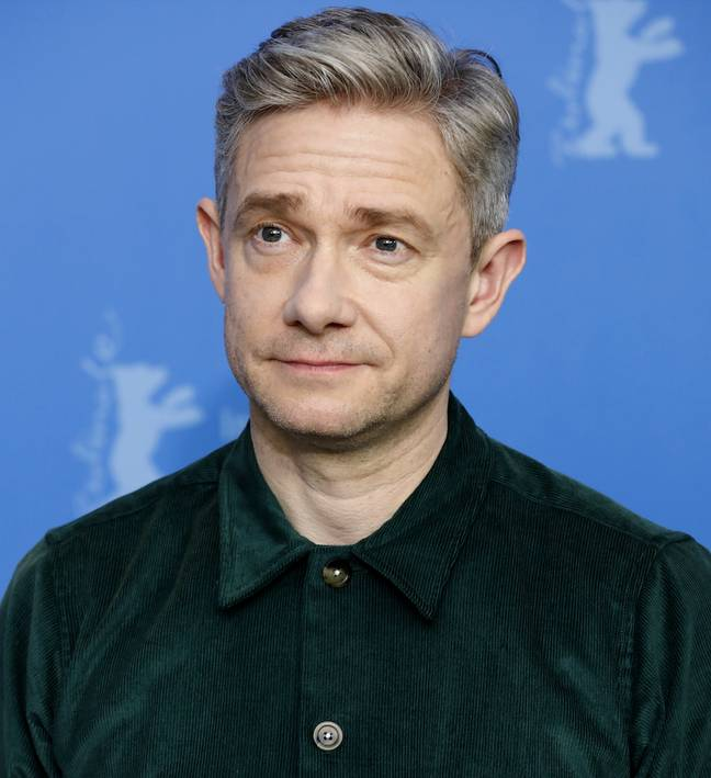 Martin Freeman is starring in a brand new Liverpool-set police drama (Credit: PA)