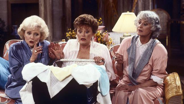 The Golden Girls is a cult classic (Credit: NBC)