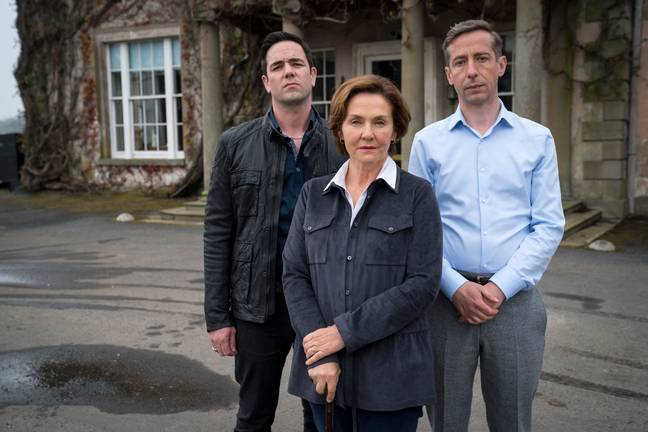 Marcella infiltrates the infamous Maguire family (Credit: ITV)