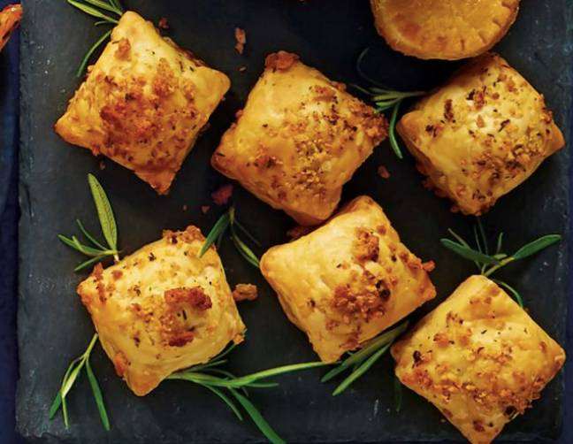Mini beef wellingtons are among the treats on offer. (Credit: Aldi)