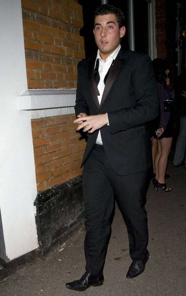 Arg has struggled with his weight, as well with alcohol and drug issues, since he shot to fame (Credit: Shutterstock)
