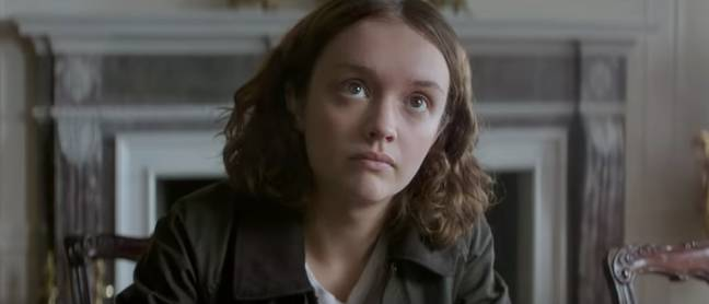 Olivia Cooke stars as Amanda (Credit: Focus Features)