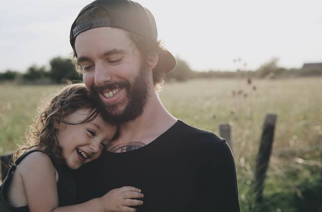 Stay at home dad is also an option (Credit: Unsplash)
