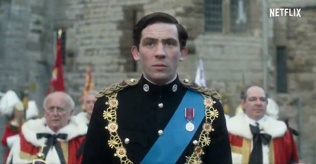 Josh O'Connor will play Prince Charles in season three of The Crown. (Credit: Netflix)