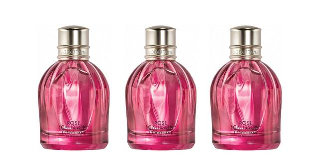 L'Occitane Rose Calisson (Credit: L'Occitane)
