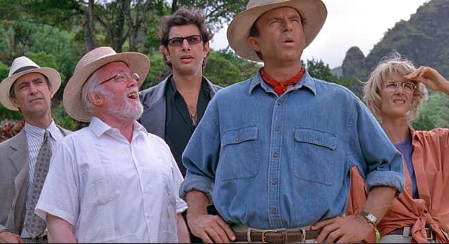 Laura Dern, Sam Neill and Jeff Goldblum will return (Credit: Universal Pictures)