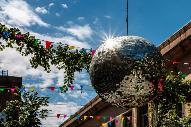 Motown and disco tunes will play at the event (Credit: Unsplash)