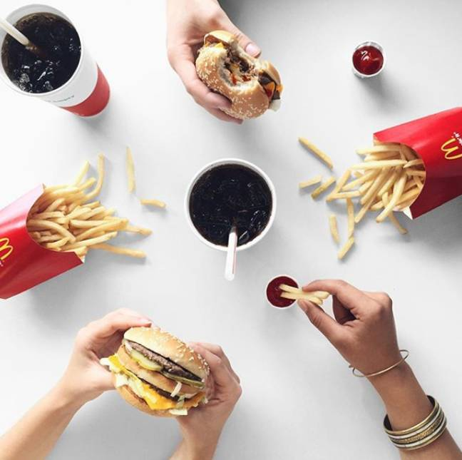 Credit: Instagram/McDonald's