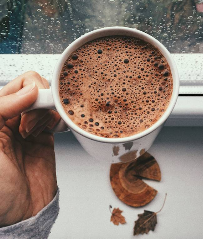 You can improve on the simple hot chocolate (Credit: Unsplash)