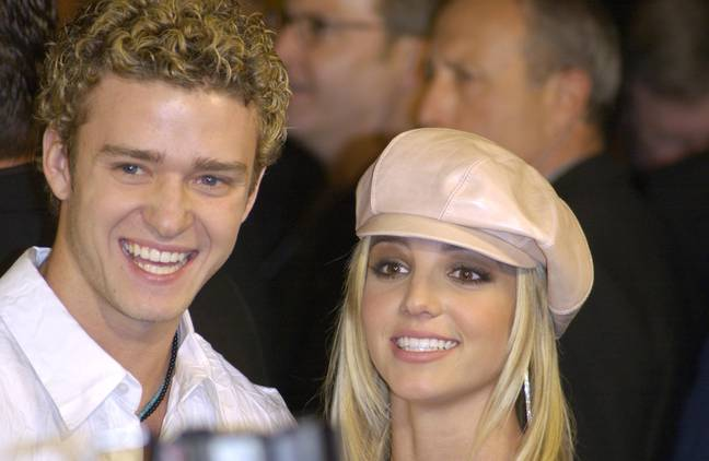 Justin and Britney dated from 1999 - 2002 (Credit: Shutterstock)