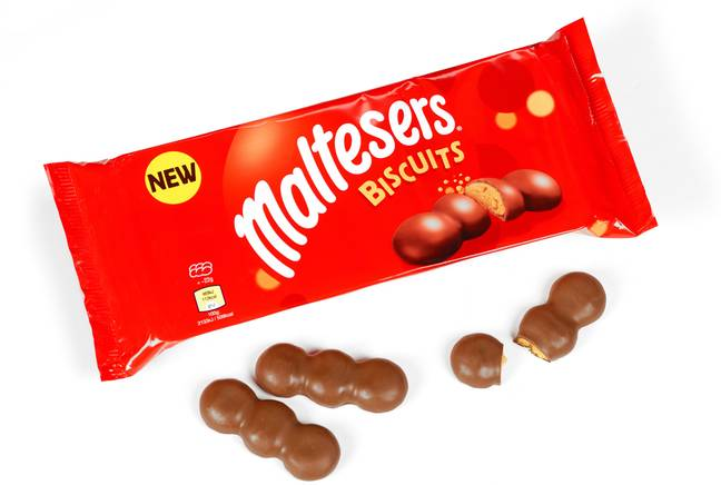 The biscuits are priced at £1.49 per pack, available at Asda (Credit: Mars)