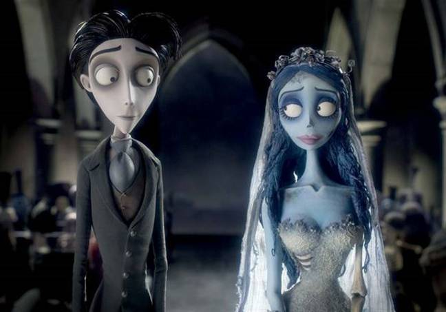 We'll be kicking off our Halloween sleepover with Tim Burton's family friendly 'Corpse Bride'